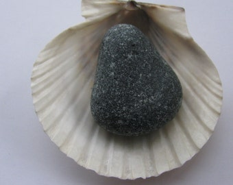 Black Beach Glass - Genuine Large - Surf Tumbled - Jewelry Supply - Art Craft Supply