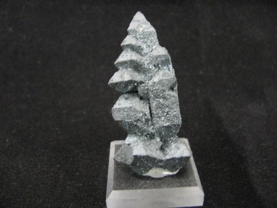 Hematite pseudomorph after Magnetite, Volcan Payun Matru, Malargue, Mendoza Prov., Argentina
