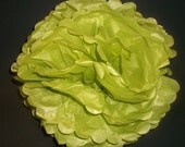 "5 pc CHARTREUSE 12"" Tissue Pom Poms Choose Color Flower Balls Wedding Party Bridal Baby Shower"