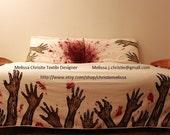 QUEEN Never Sleep Alone Duvet Cover