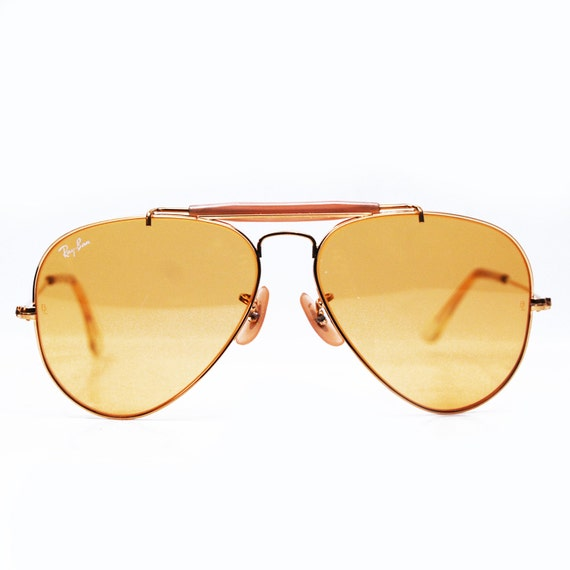 13d8c603a10 Vintage Ray Ban Ambermatic Sunglasses « Heritage Malta