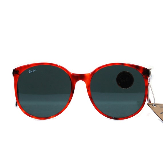Vintage Ray Ban Sunglasses. Bausch and Lomb W0346 Traditional Style C. Bug Eye Sunglasses.