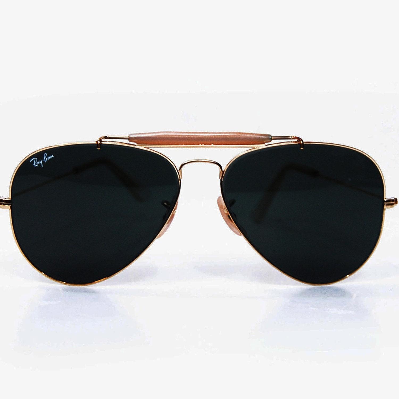 ray ban aviator sunglasses vintage