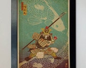 Shogun Cat (A4)