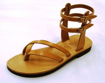 Spartans Leather sandal summer style