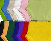 FREE - Day-Night time or Daytime/Nap time Fleece Soakers with Leg Gussets - Preemie & Newborn Sizes Only