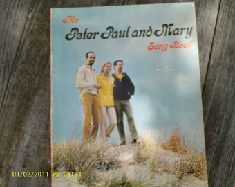 Peter Paul and Mary Songbook   ECS