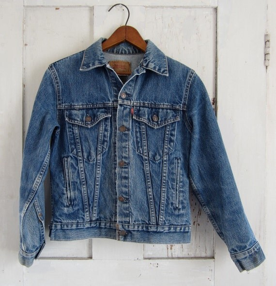 Vintage Levis Jean Jacket/ Denim Jacket