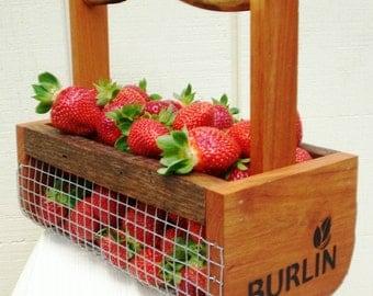 Garden Basket (BURLIN) Garden Harvesting Basket