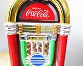 Coca Cola Collectors Cookie Jar