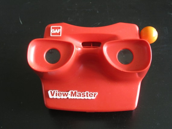 Vintage View Master Projector GAF Made in USA