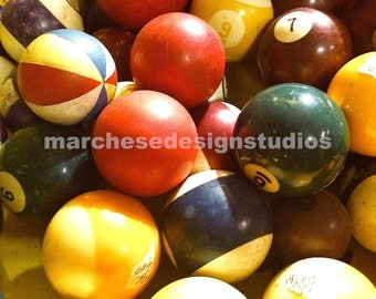 Ball Art, Color, Fine Art Photography, Abstract, Interpretive