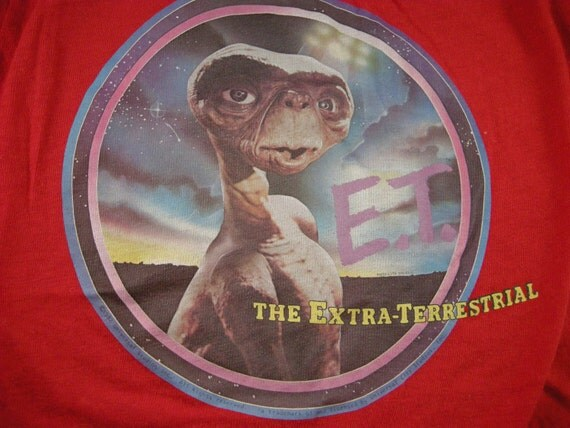 E.T. 1980's Children's T-Shirt.