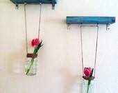 Small Hanging Wall Shelves