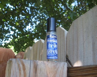 Doctor Who Inspired Roll-on Perfume - Hello Sweetie
