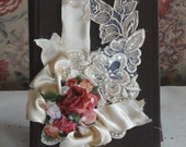 Victorian Decorated Book - Vintage Style