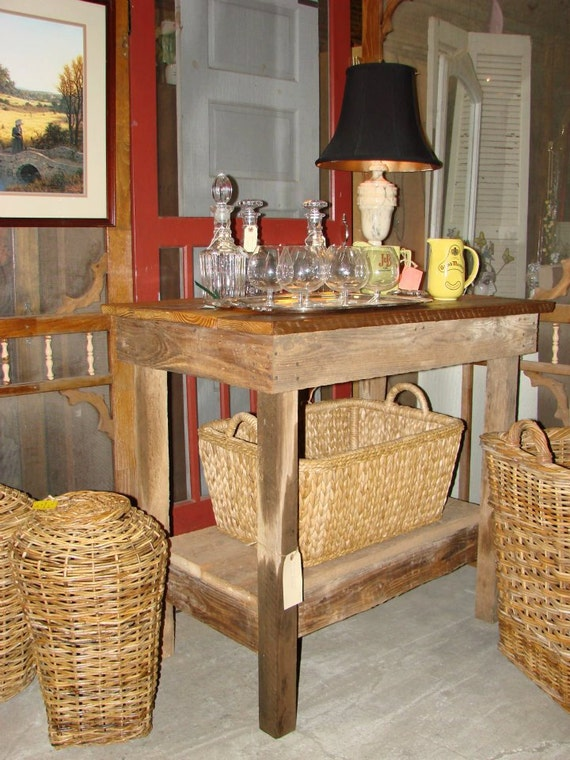 kitchen island kitchen buffet rustic reclaimed wood kitchen