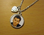 Doctor Who - Tenth 10th Doctor / TARDIS Necklace