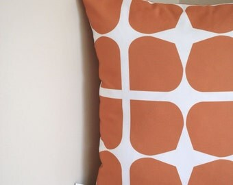 Tan Gem Cushion Cover