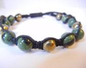 Men's Semi-Precious Stone Bracelet