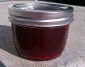Pomegranate Jam 8oz Jar (Low Sugar)