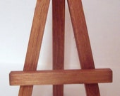 Mini Easel Stained ACEO or Picture holder (Wallet Size)