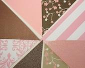Bird Paper Flags