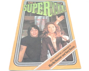 Vintage Taxi Super Mag Vol. 4 No. 4 Tween Magazine