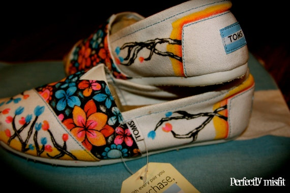 TOMS Shoes- Twiggy