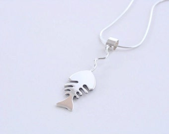 Fish Pendant SALE reg. 75.00