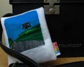 Road Trip Aw Snap Plush Polaroid