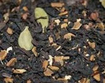 Organic Vanilla Chai Loose Leaf Tea 4oz. Package ST0039