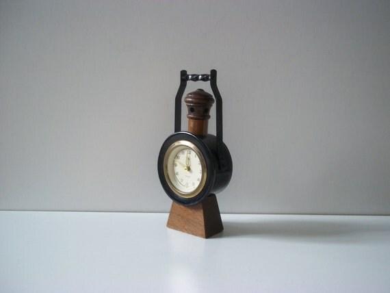 Vintage Retro Alarm Clock-Made by Anker-Home decor-Kitchen decor
