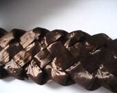 antique millinery raffia trim