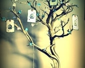 Wedding Wish Tree or Guest Book alternative