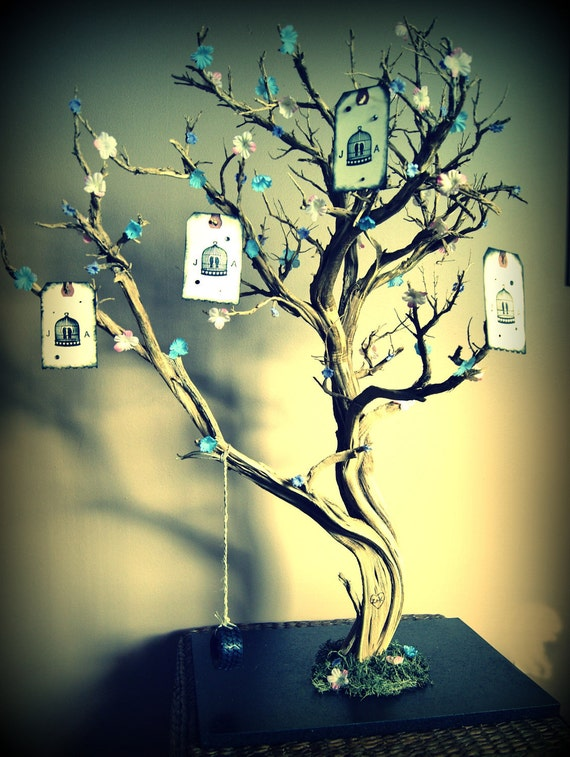 Wedding Wish Tree or Guest Book alternative