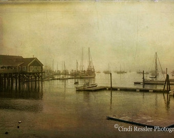 Rockland Harbor, Photography, Maine Photography, Landscape Photography