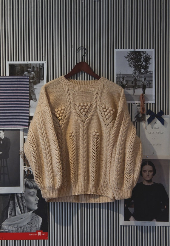 A Sweater For The Better