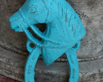 Chic Turquoise Country Western Hook