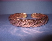Copper bracelet-mens
