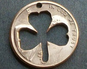 1 ShAmRoCk PeNnY Make your own jewelry for St.Patricks Day Earrings Necklace and charms