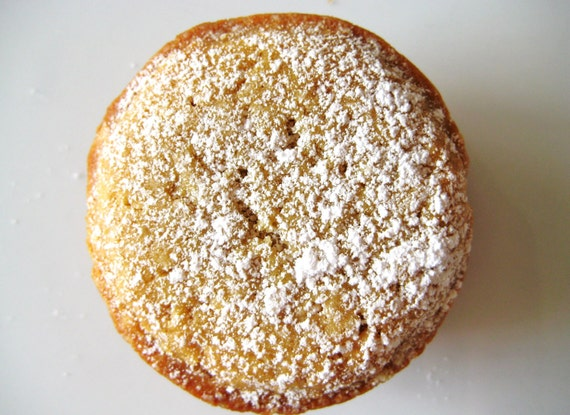 Almond Tea Cakes/ Almond Bars