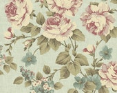 """Benartex Fabric - """"Cottage Floral"""" - by the yard"""