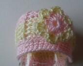 Accessories, Hat, Crochet baby hat, Hand made