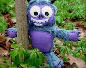 Periwinkle Purple Bumble