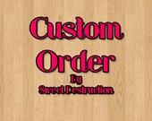 Order for Audrey