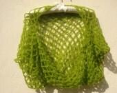 Wonderful soft Spring - Autumn Bolero MADE to Order