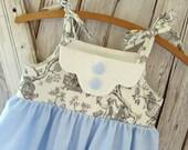 Adele - Twirl Vintage Style Dress Pattern. Girl's Sewing Pattern. Toddler Dress Pattern. PDF Pattern Sizes 1-10