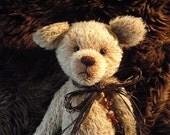 Nimlet - OOAK Traditional Hand Stitched Teddy Bear