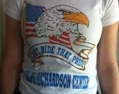 vintage eagle tee